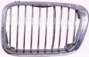 BMW 316-325 (E46) 98-04 RADIATOR GRILLE, CHROME kk0061991A1
